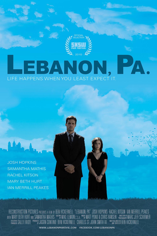 Lebanon, Pa (SXSW Poster)