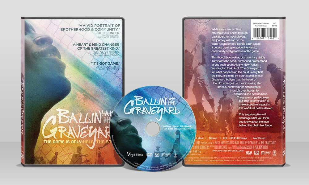 Ballin' At the Graveyard, official DVD