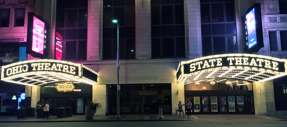 The Ohio & State Theatre. Home to Weapons of Mass Creation 7.