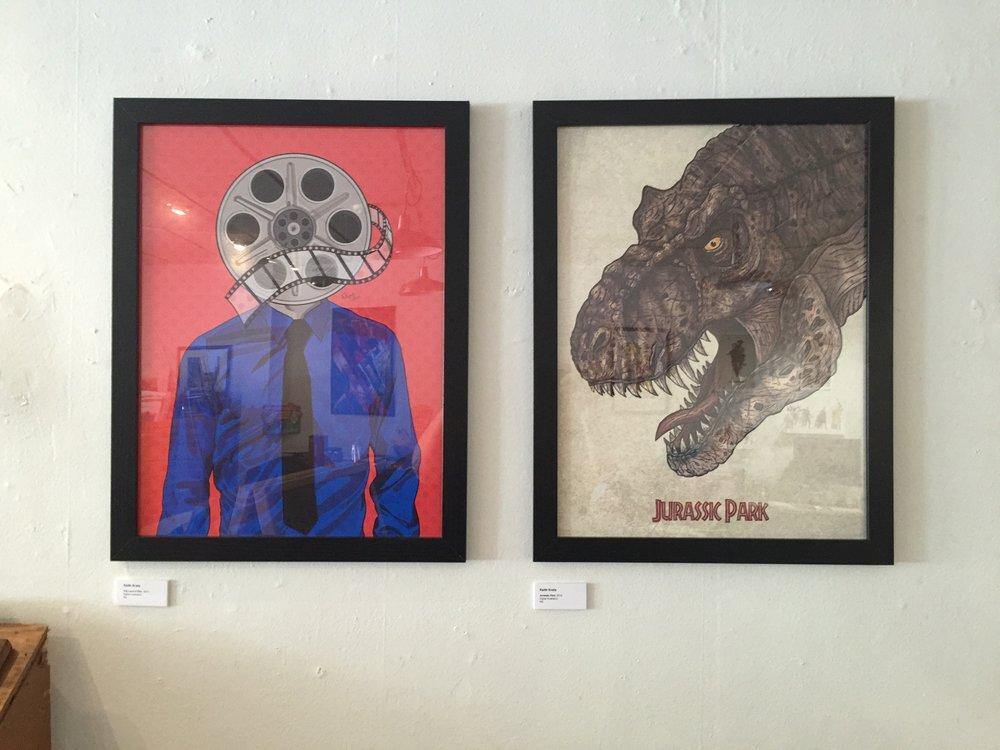 Digital Prints by Keith Kratz