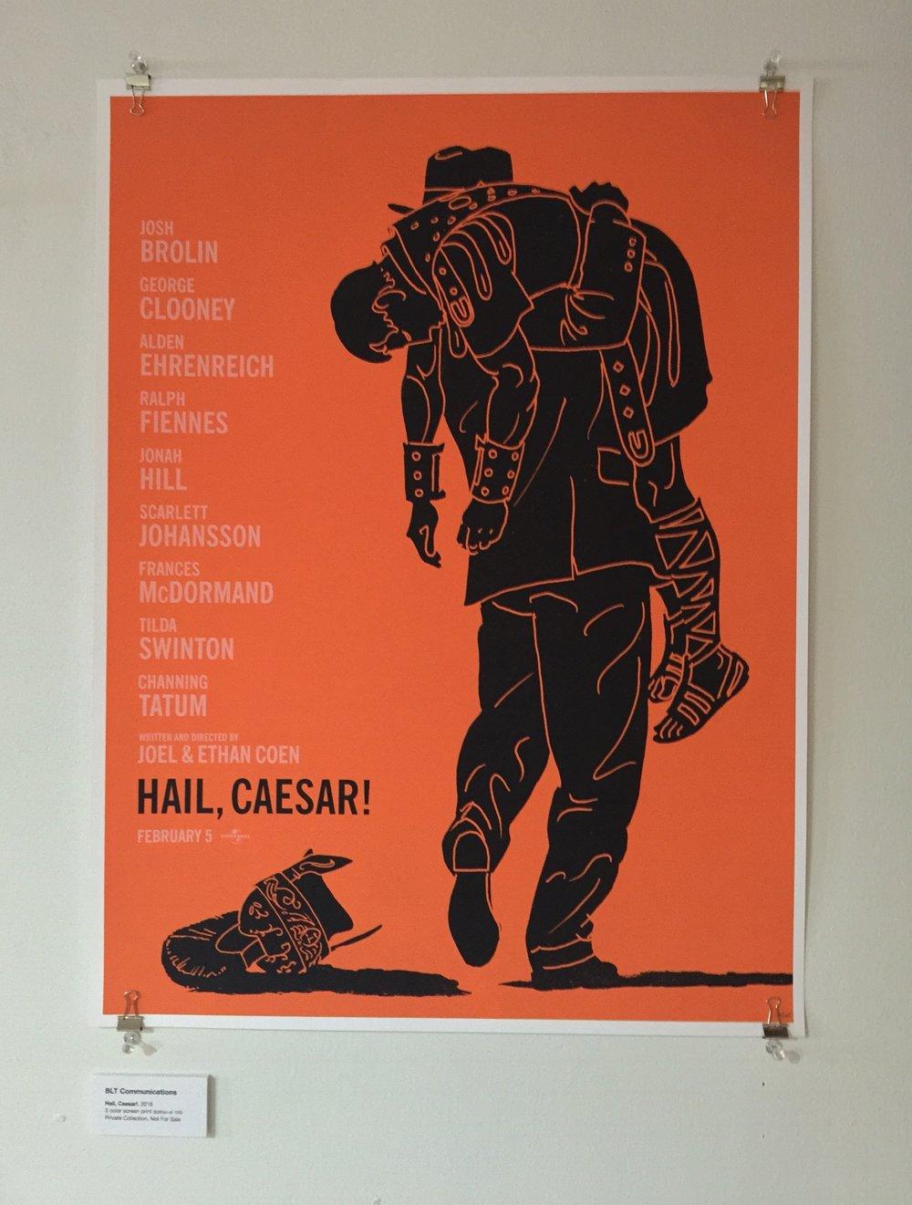 Hail, Caesar! by BLT Communications