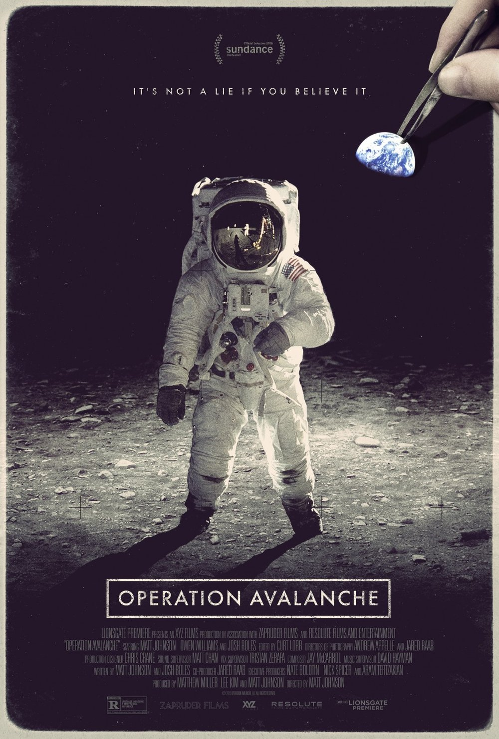 Operation Avalanche  (Artist unknown)