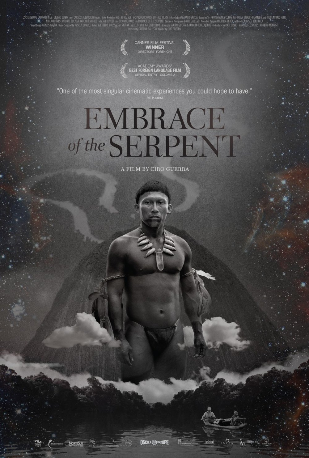 Embrace of the Serpent (Artist unknown)
