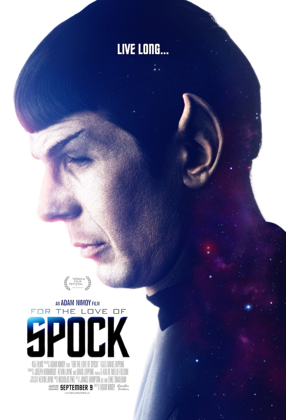 For the Love of Spock (by The Refinery)