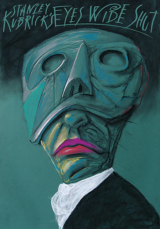 Eyes Wide Shut by Leszek Zebrowski