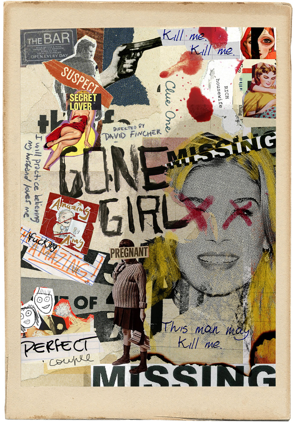 Gone Girl by Amor Fati