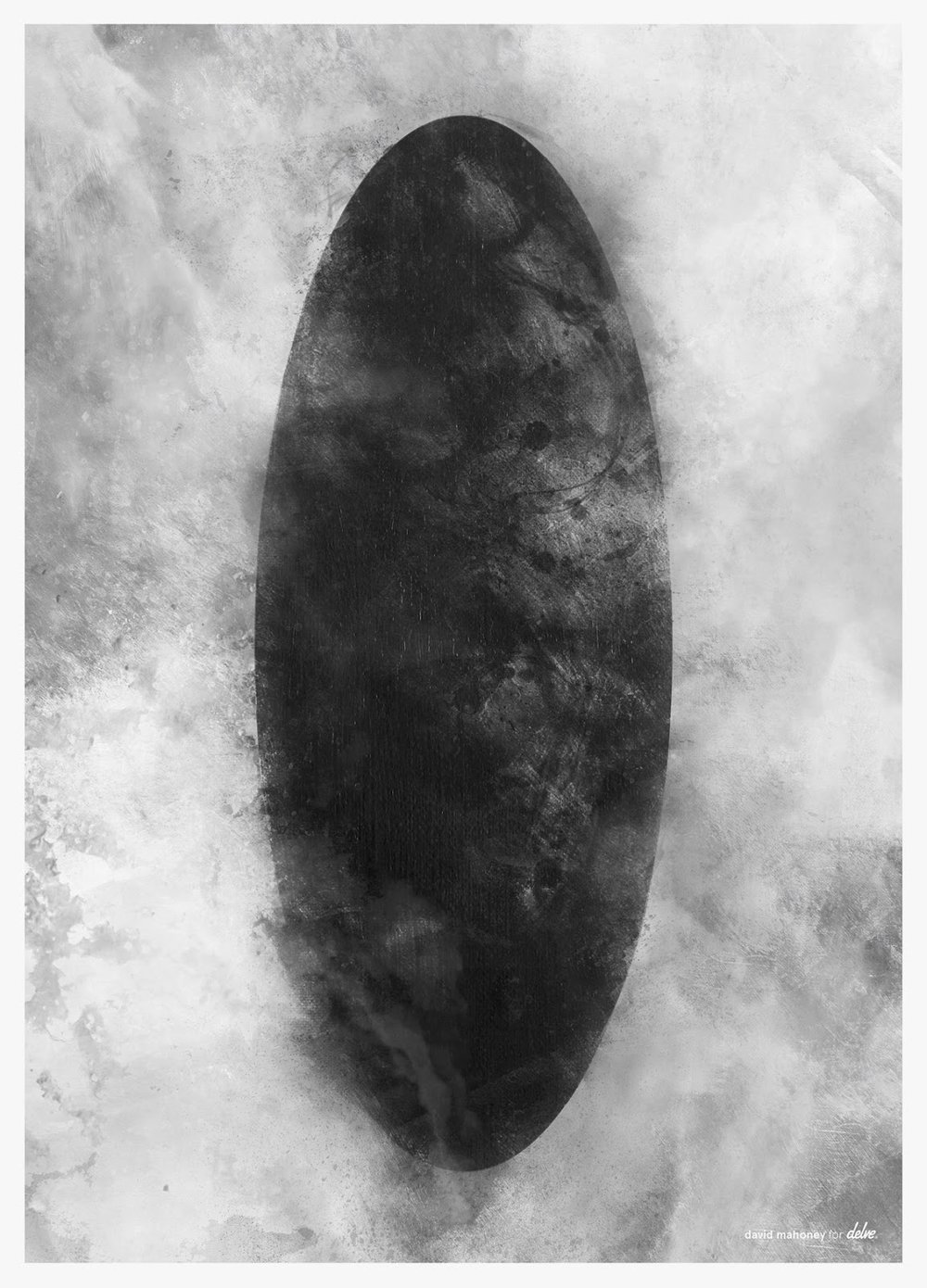 Arrival (Poster by David Mahoney)