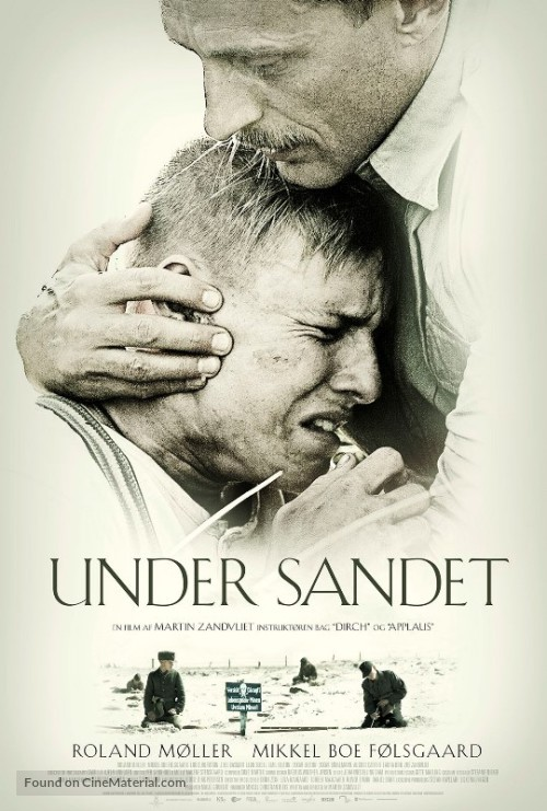 Land of Mine - Denmark (Poster artist unknown)