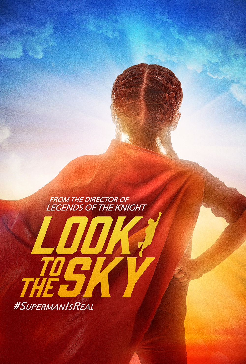Look to the Sky, Theatrical Poster