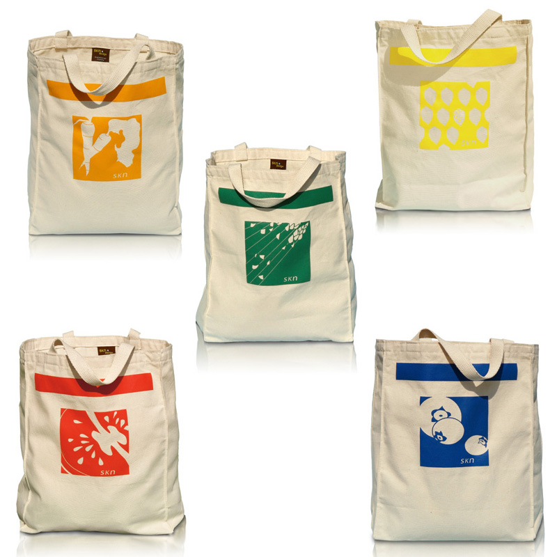 SKN Reusable Totes
