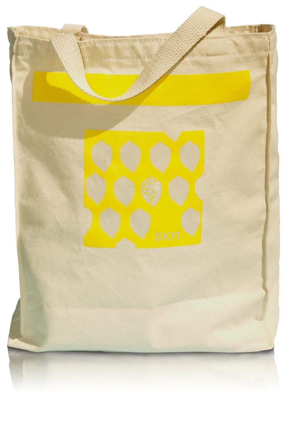Reusable Grocery Tote—The Lemon Bag