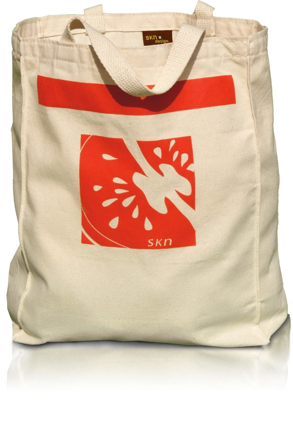 Reusable Grocery Tote—The Tomato Bag