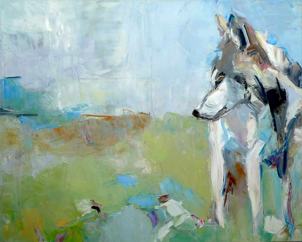JulieDevine_SpringWolf_2018_Oil_48x60.jpg