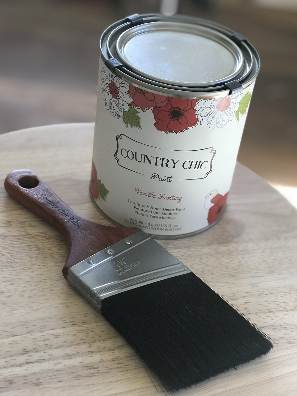 Vanilla Frosting Country Chic Paint