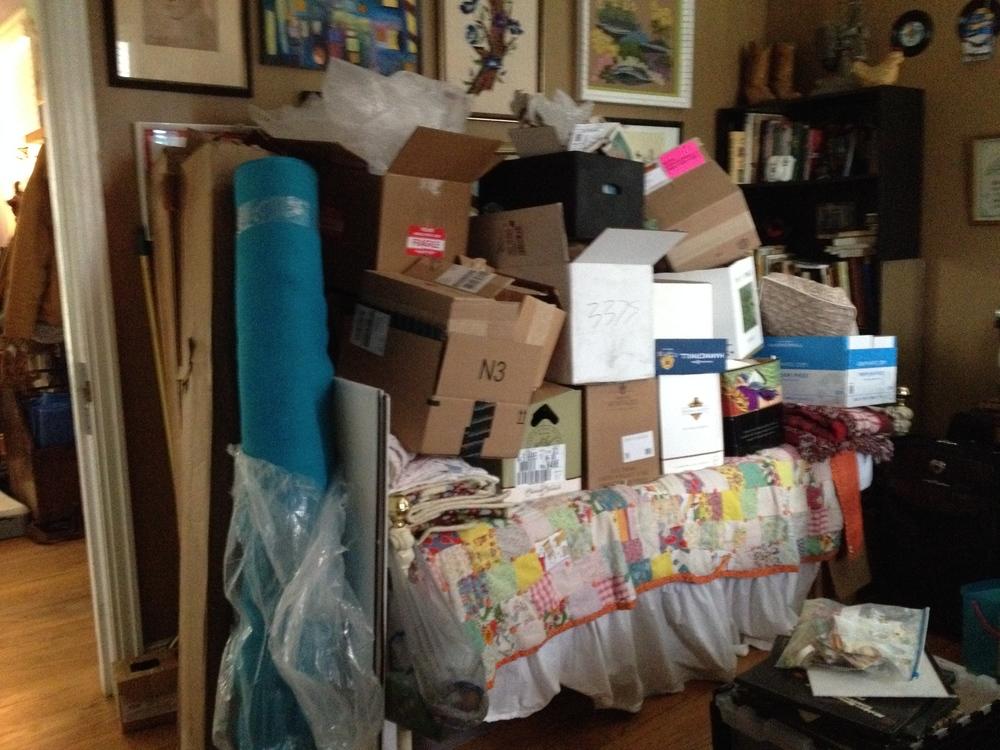 Organized chaos, but chaos nonetheless.