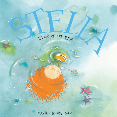 In this book, Stella and her little brother are spending the day at the sea. Stella has been to the sea before and knows all its secrets, but Sam has many questions. ..  Where do starfish come from?    Do catfish purr? Are there any sea-monsters?