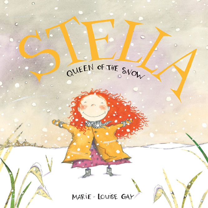 Sam is experiencing his first snowstorm. Older and bolder, Stella knows all the answers, and she delights in showing Sam the many pleasures of a beautiful winter's day.
