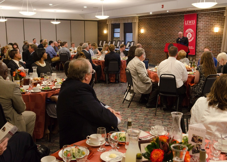 Lewis University Alumni Awards Dinner