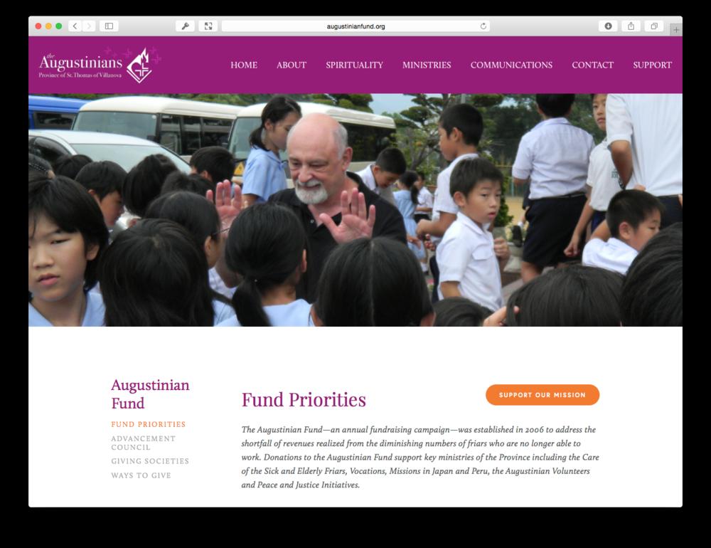 www.augustinianfund.org