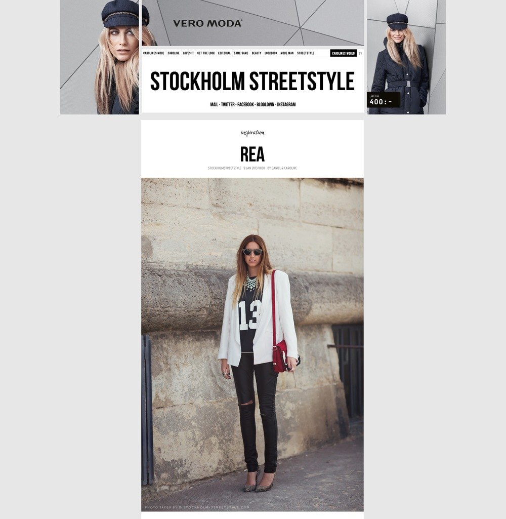 stockholm stree-style- Paris fashion week September 2012