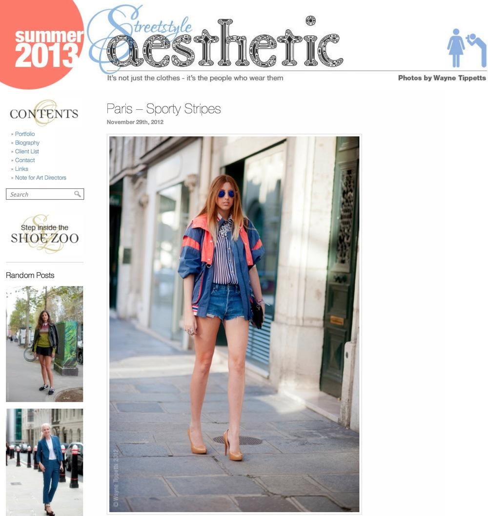 street style aesthetic- pfw sept 2011