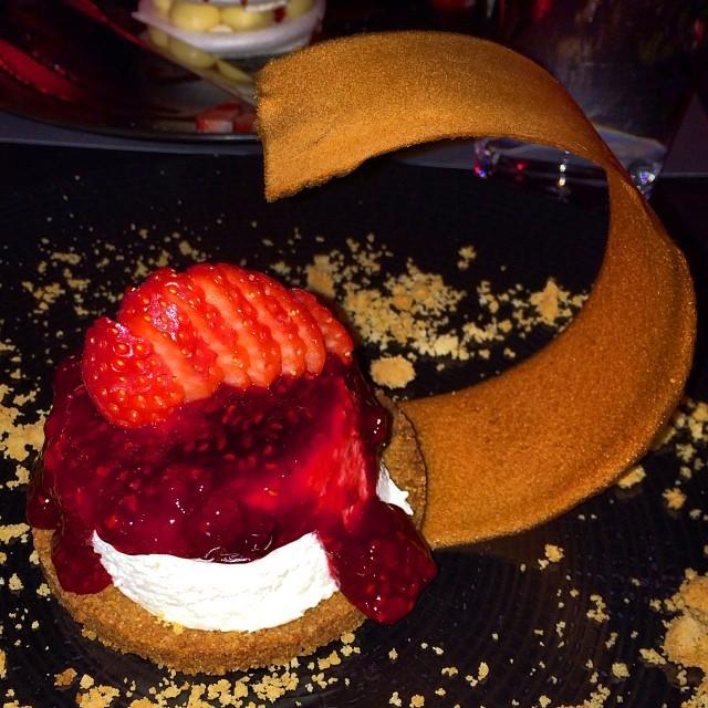 pre-reveyon dessert