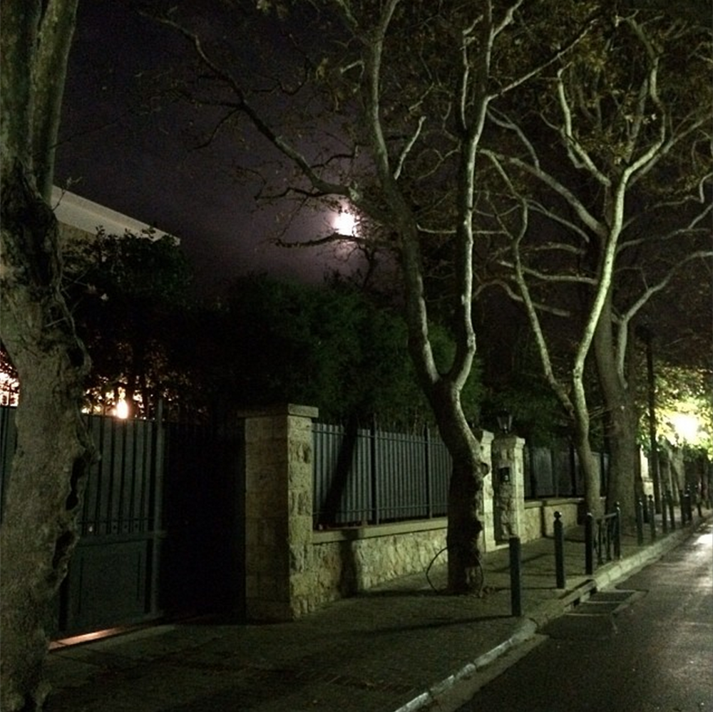 thriller scene in kifissia