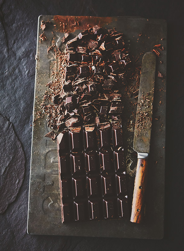 Chocolate Shards