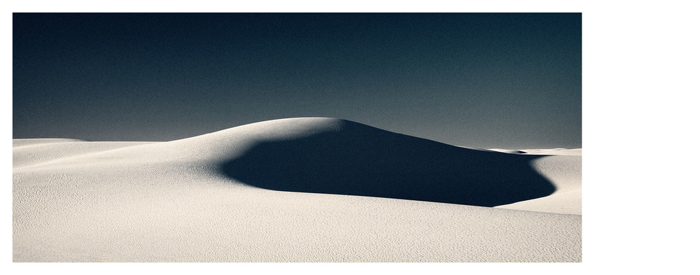 White Sands National Monument, New Mexico.  2008