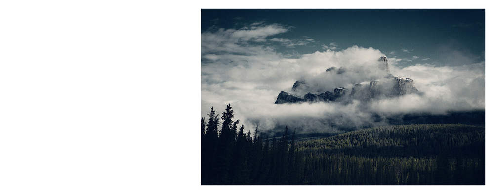 Banff National Park, Alberta.  2010