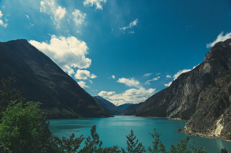 Seton Lake, BC -Canon 5DMKIII 24mm - f5.6 @ 1/800, ISO 100