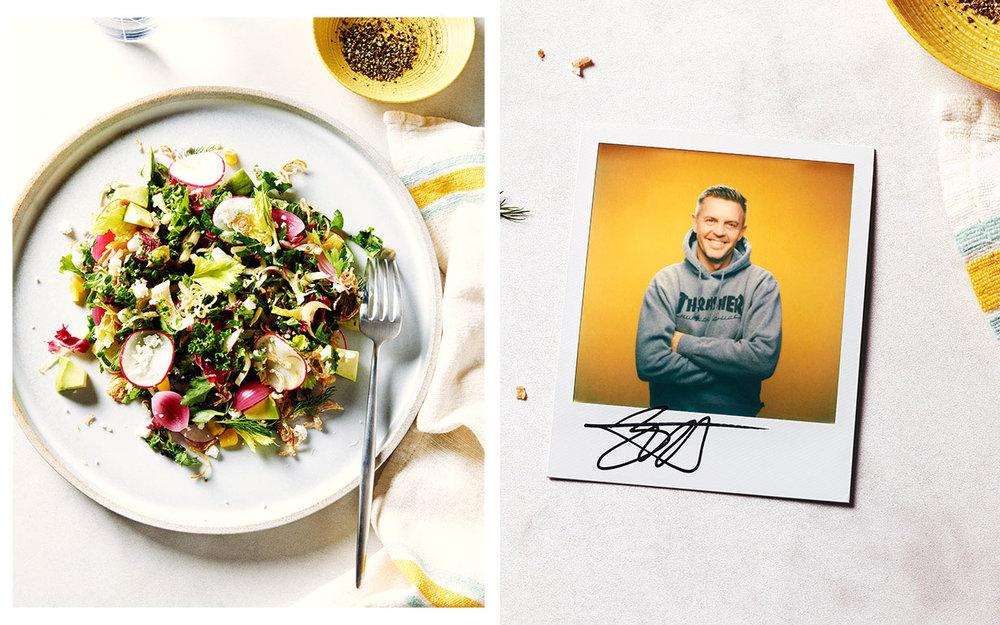 Weslodge Chop Salad