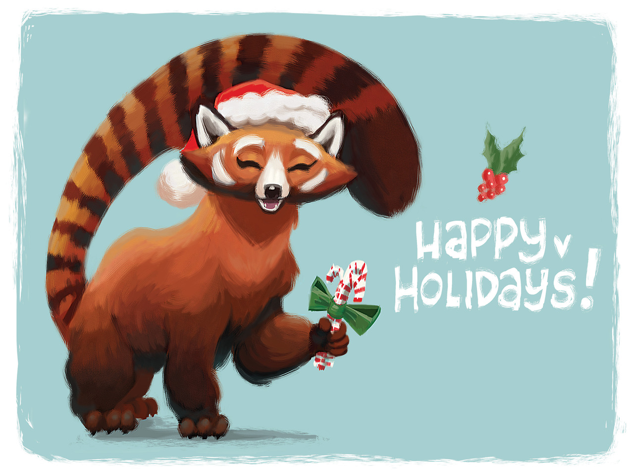 have a happy holiday everyone!!