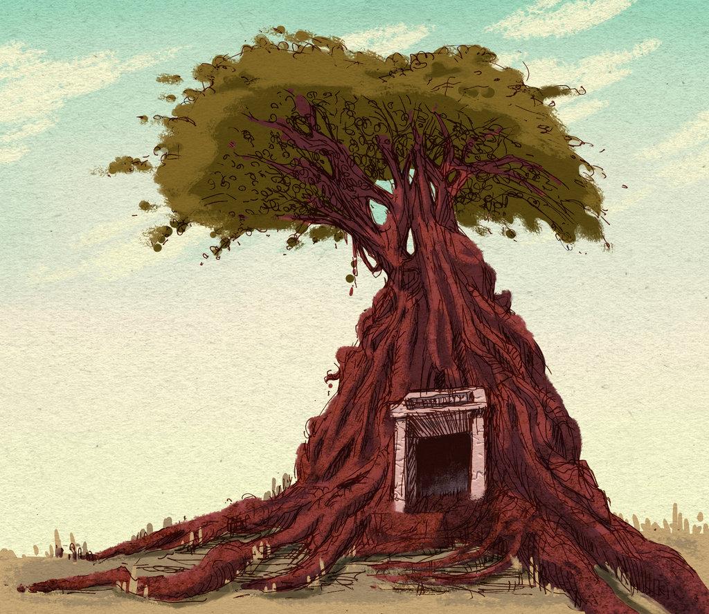 Tree! by *cachava