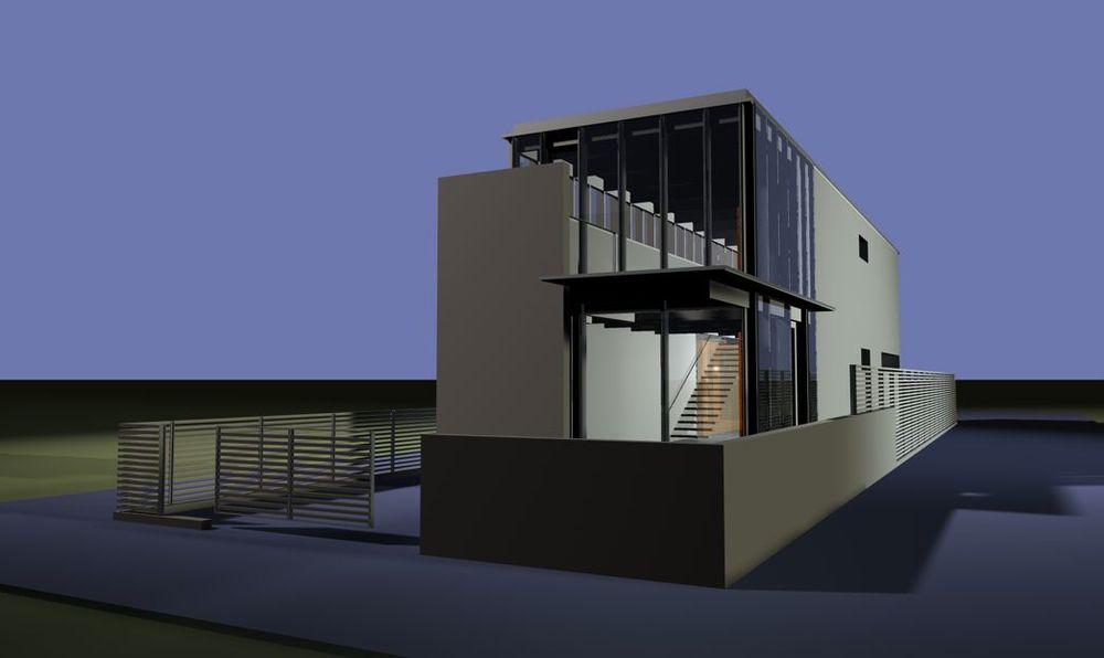 Infill House