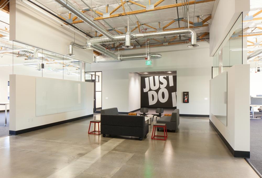 Jay Street Office Renovation