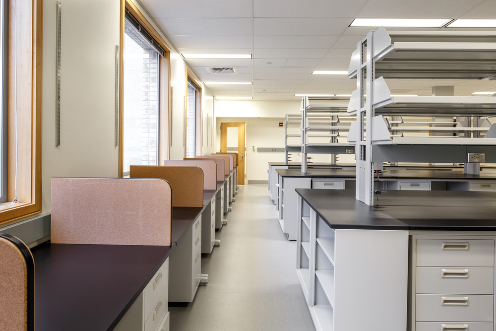 OHSU Whorton Lab Remodel