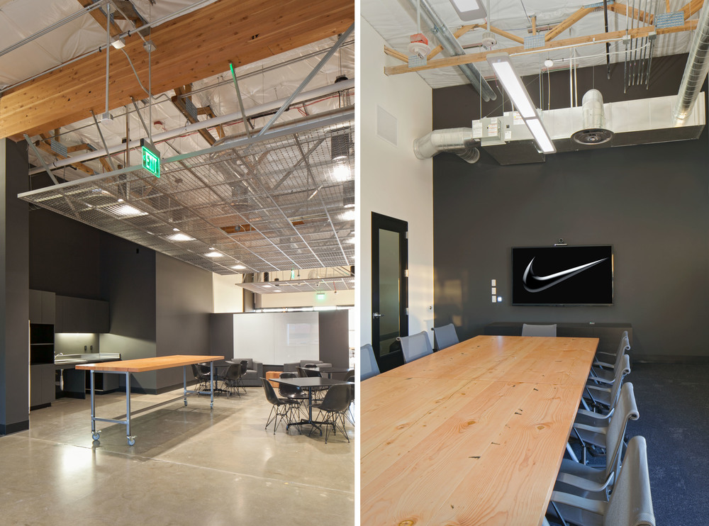 Nike Jay Street Office Renovation