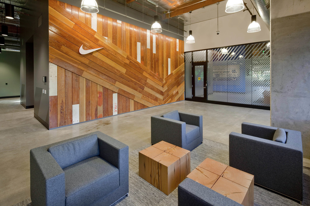 Nike Waterside Office Renovation