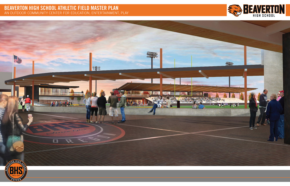 Beaverton High School Master Plan