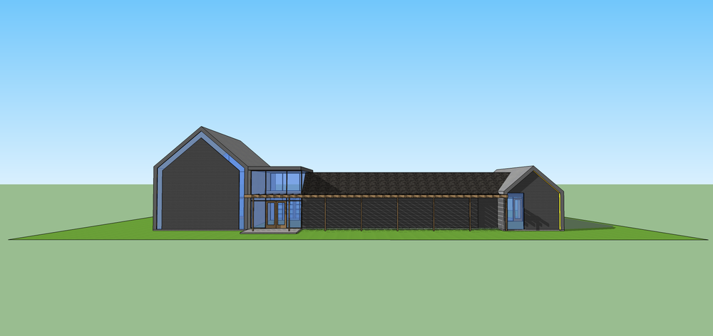 First Tee Clubhouse Expansion