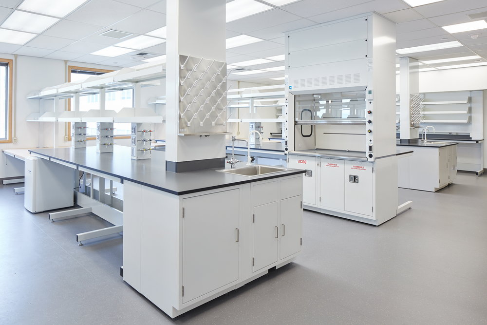 OHSU Vollum Institute Lab