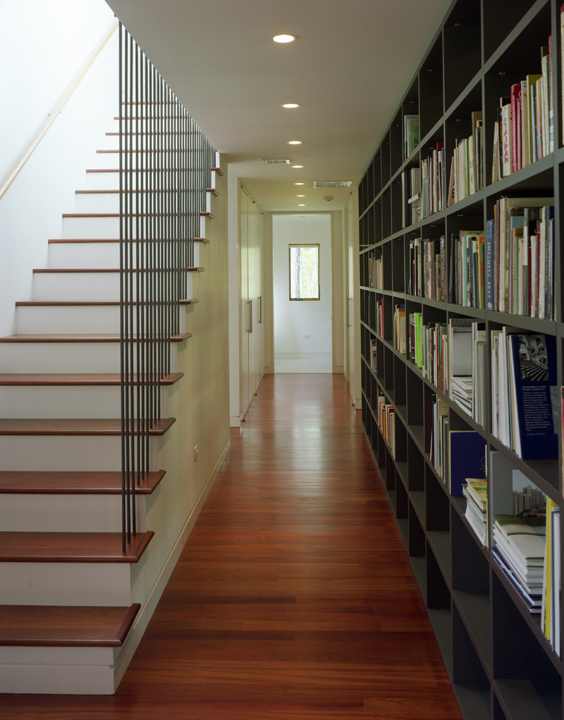 CH - Stairwell and bookcase.jpg
