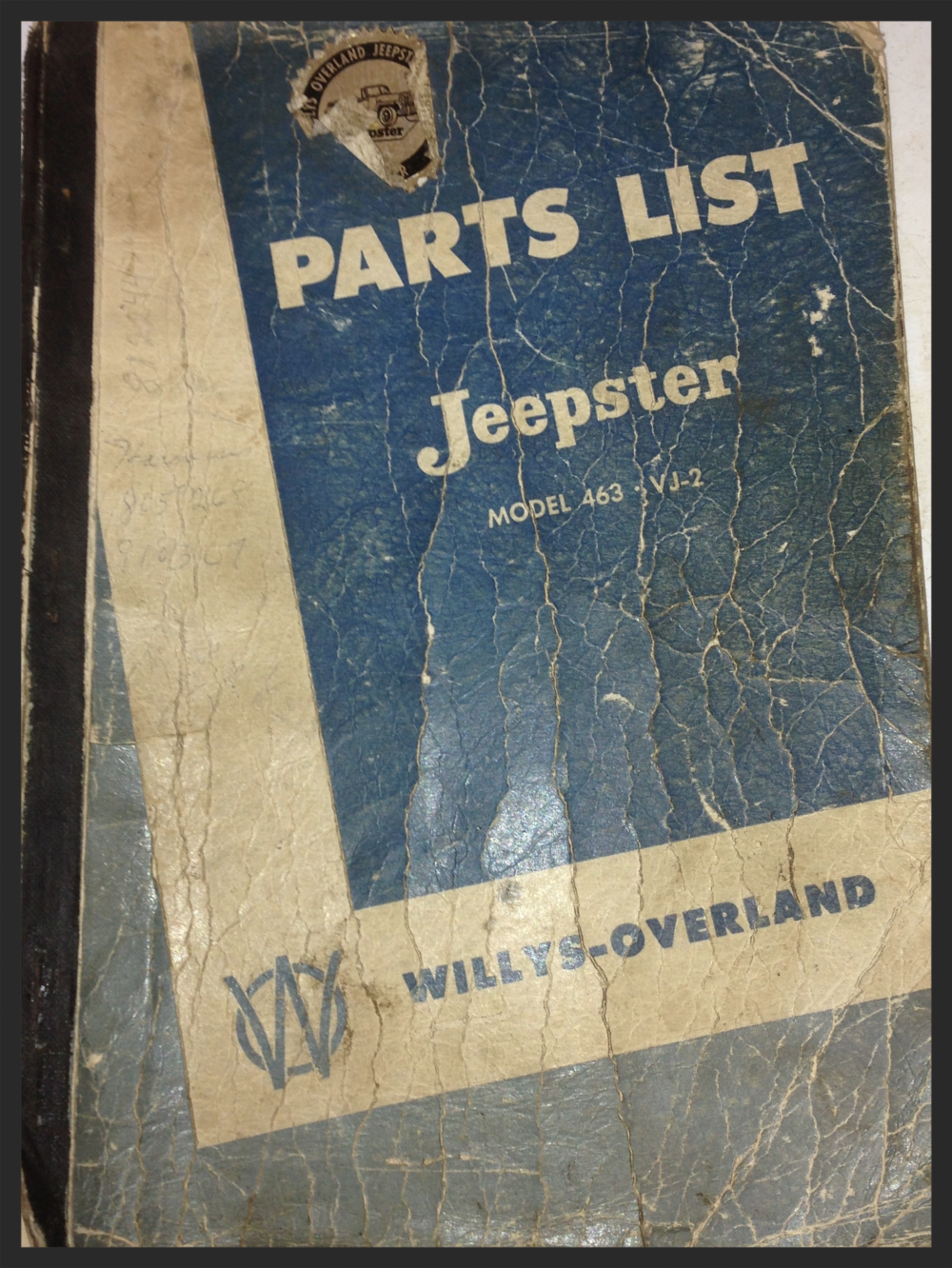 SHOP:  Willys Jeepster parts