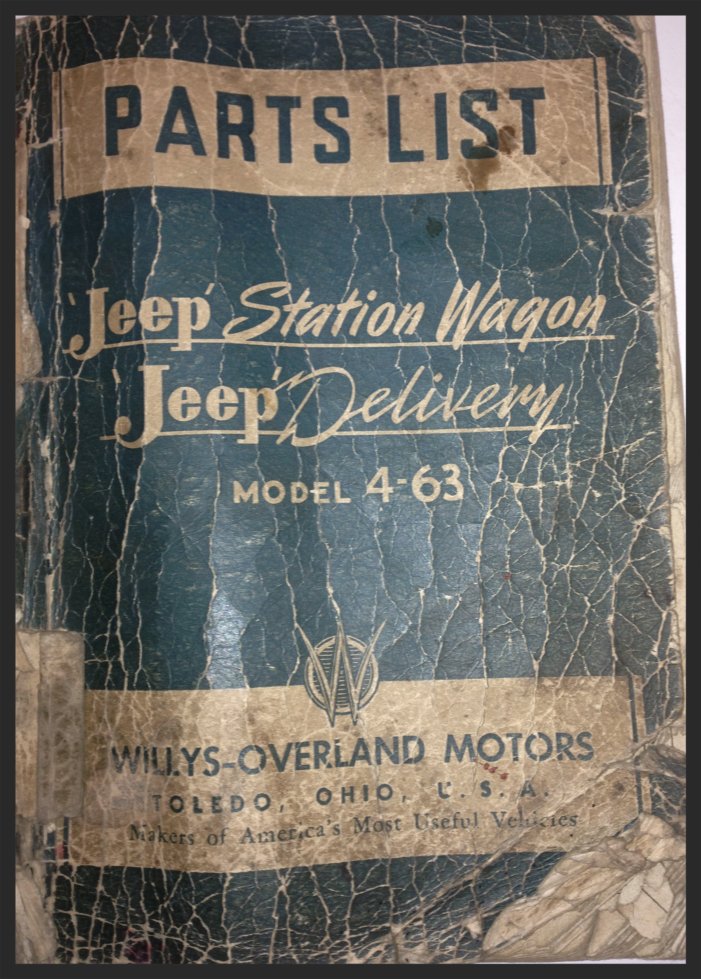SHOP:  Jeep Station/Utility Wagon parts