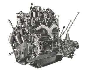 engine f134 hurricane — tonka jeep limited