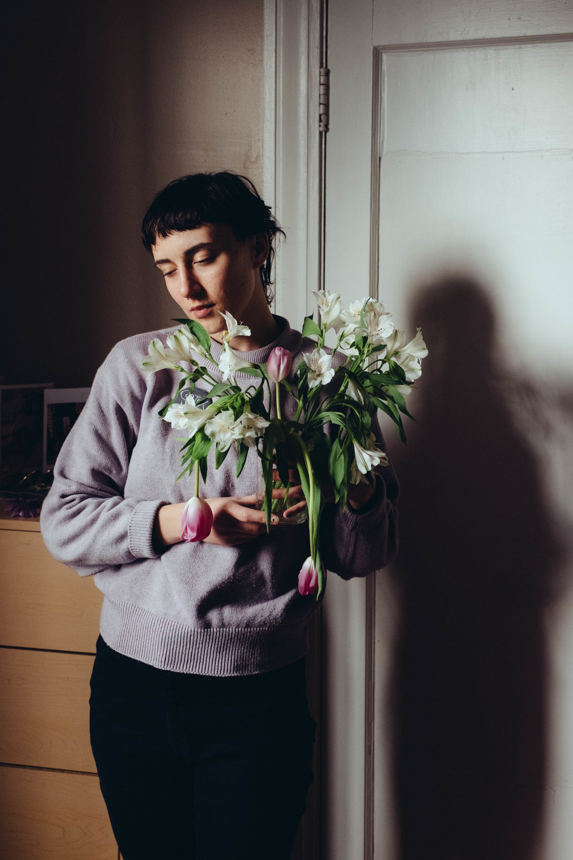 Leah + Flowers