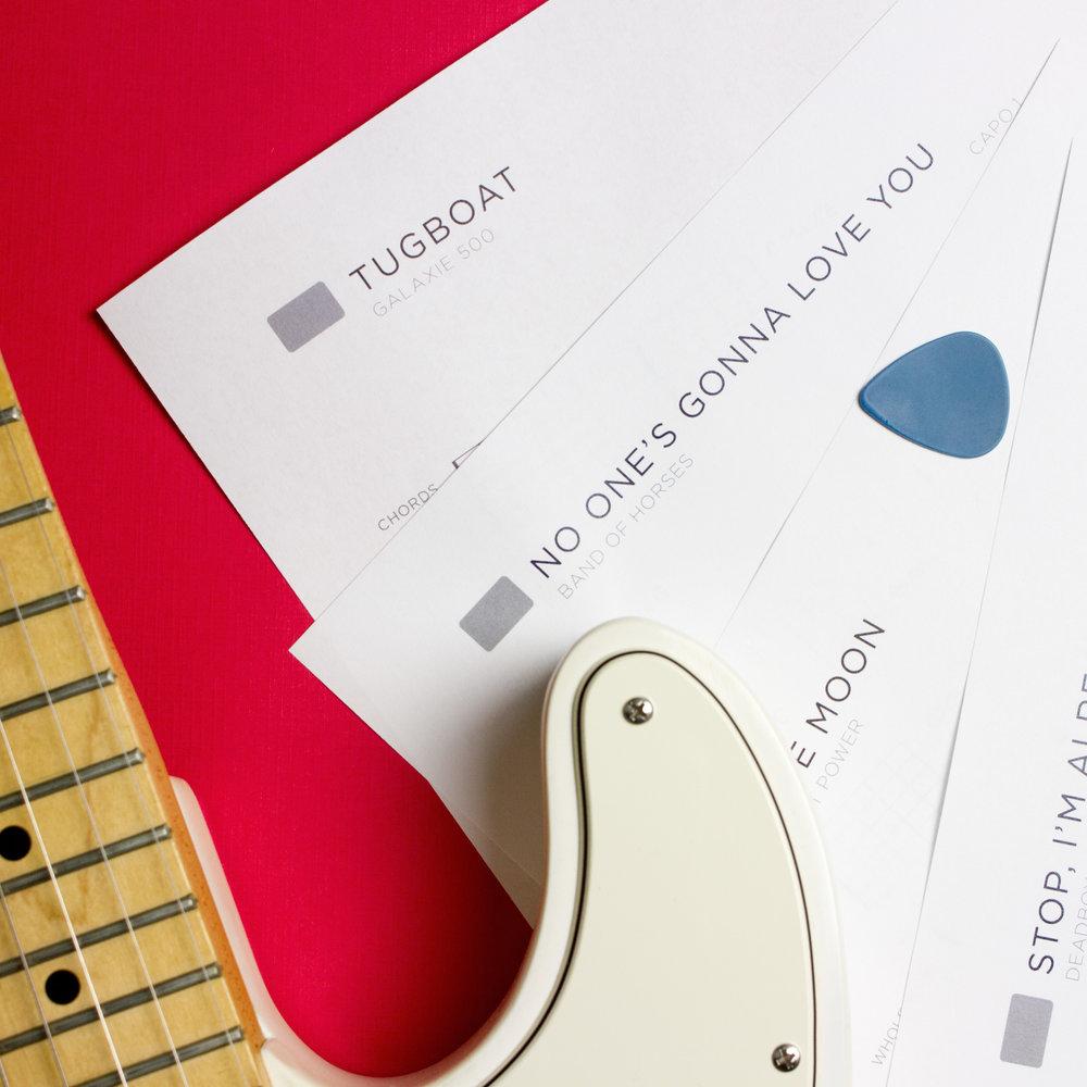 Learn Landslide On Guitar The School Of Feedback Guitar