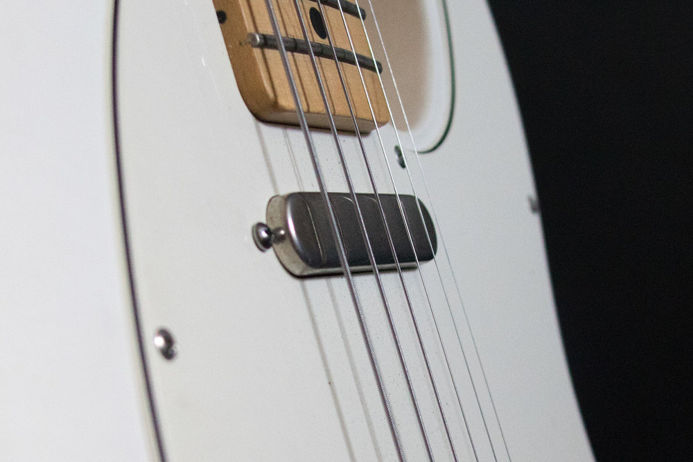 Single-Coil-Pickup by Dave Wirth