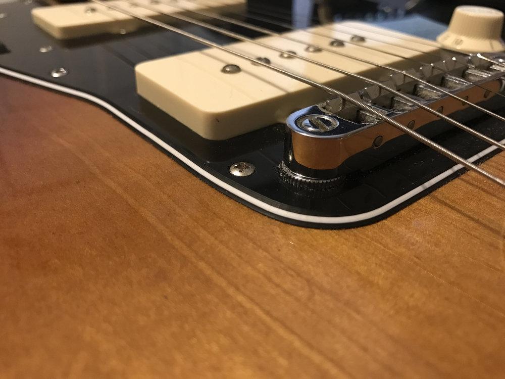 Guitar Closeup  by  Jordan Drazen,   Attribution 2.0 Generic